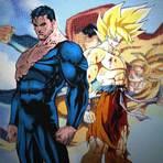 Veja as semelhanças entre Goku e Superman