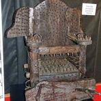 Cadeira interrogatoria ou cadeira da inquisição