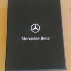 Pensei que tinha ganho um Mercedes Benz!