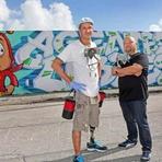 Roberto Gómez Bolaños é Homenageado com Mural Gigante em Miami