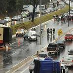 Acidentes já mataram 17 pessoas nas estradas que cortam Minas Gerais