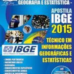 Apostila Concurso IBGE Técnico 2015
