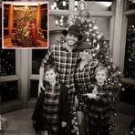 Natal, de Britney Spears com seu namorado Charlie Ebersol