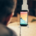 Pessoas com deficiência agora podem controlar smartphones