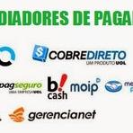 Lista dos Intermediarios de Pagamentos