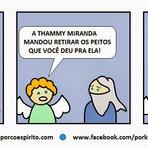 Thammy Miranda manda retirar os seios que Deus te deu.