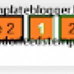 Código para numeração de páginas , no seu website/blog...!...  [simples]