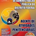 Concursos Públicos - Apostila Concurso Secretaria de Estado do Distrito Federal SEAP/DF 2015 Agente de Atividades Penitenciaria