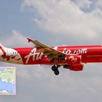 Opinião e Notícias - AirAsia vôo QZ8501! O clima na região estava nublado