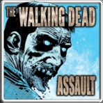 Jogos Android - The Walking Dead: Assault v1.62 - APK+DATA