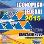 Apostila Concurso Caixa Econômica Federal CEF 2015