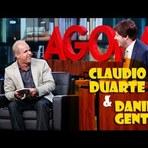 Pastor Claudio Duarte no Agora é Tarde com Danilo Gentili