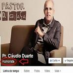 Página do Facebook do Pastor Claudio Duarte causa Polemica