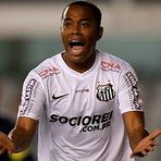 Robinho Quer Ficar No Santos.
