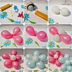 Aprenda a decorar a sua festa com balões!
