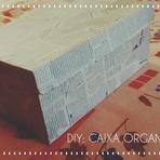 Aprenda a fazer uma caixa organizadora super fácil
