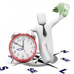 Dinheiro - A importância da administração do tempo