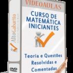 Curso Preparatório de Matemática em Videoaulas - Básica e Avançada, Financeira