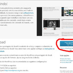 Como instalar o wordpress.
