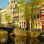 Amsterdã, exemplo de cidade evoluída - Europa Travel