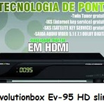 Atualização Evolutionbox EV-95 HD Slim 30/12/2014