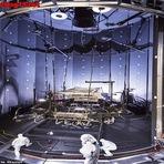 Fotos do Telescópio James da Nasa que será lançado em 2018