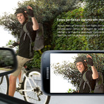 Conheça o Samsung Galaxy K Zoom com câmera integrada de 20.7MP