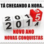 E QUE VENHA 2015!