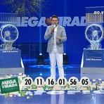 Veja as dezenas sorteadas na Mega da Virada de 2014...
