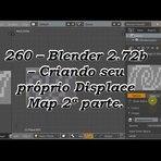 Blender 2.72b - 260 – Criando seu próprio Displace Map 2ª parte.