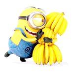 Minions Adoram Banana