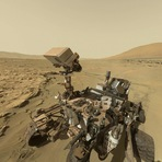 Espaço - Curiosity encontra misteriosas emissões de metano em Marte