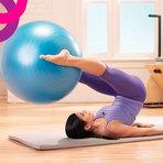Uma lista de exercícios de pilates para você fazer em casa