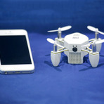 Portáteis - Zano: o mini-drone controlado por celular para tirar selfies e gravar vídeo