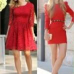 Vestidos vermelhos perfeitos para o Natal, charme e modernidade