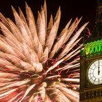 As comemorações de Ano Novo ao redor do mundo