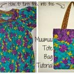 Aprenda a fazer bolsas só de roupas recicladas!