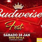 Budweiser Fest | Pouso Alegre