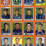 Futebol - A evolução dos craques em figurinhas !!!