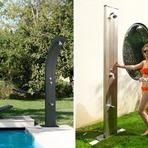 Qual a importância das duchas para piscinas?