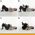 Exercícios para evitar dor nas costas 15 minutos por dia