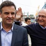 Aécio terá como adversário também o governador de São Paulo, Geraldo Alckmin