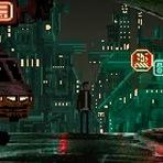 O mundo Cyberpunk de The Last Night