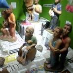 Igreja em SP Divulga Presépio com Casal Gay e Revolta Católicos em Redes Sociais