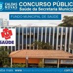 Concursos Públicos - Prefeitura de Caldas Novas abre processo seletivo com 628 vagas Fundo Municipal de Saúde