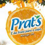 """O melhor suco de laranja que já tomei """"Prat's"""