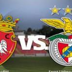 Video Golos FC Penafiel 0 vs 3 Benfica – Campeonato