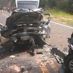 Acidente na MG-129, em Catas Altas, deixa quatro mortos