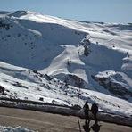 Sierra Nevada, na Andaluzia