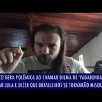Músico cria uma grande polêmica ao chamar a presidenta Dilma de vagabunda